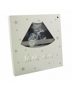 Bambino Little Star Light Up Baby Scan Photo Frame CG481