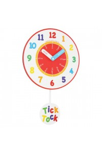 Tell The Time Wall Clock 22321