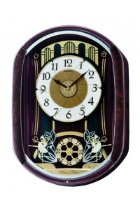 Seiko Musical Wall Clock QXM297B