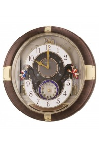 Seiko Musical Wall Clock QXM333B