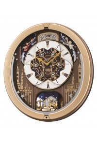 Seiko Musical Wall Clock QXM350G