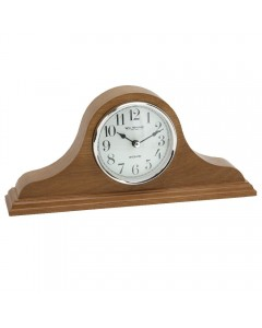 Wm. Widdop Oak Napoleon Mantel Clock W2966OAK