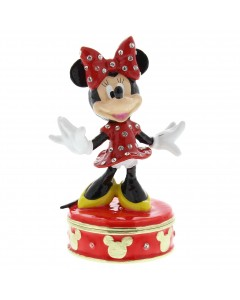 Disney Trinket Box - Minnie Mouse DI109