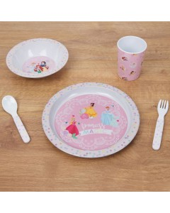Disney True Princess Tableware Set DI606