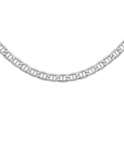 """Sterling Silver Gents 24"""" Rambo Chain 8.16.2117"""