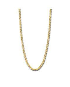 Mi Moneda Gold Plated Silver Soprano Chain NEC-02-SOP-60