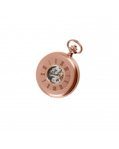Woodford Half Hunter Skeleton Pocket Watch 1092