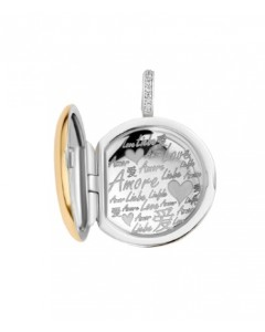 Ti Sento Milano Gold Plated Locket 6772ZY