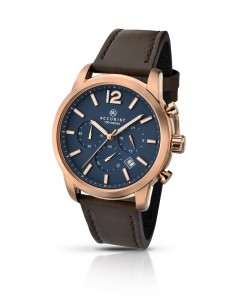 Accurist Gents Chronograph Watch 7021