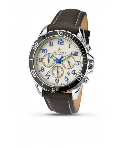 Accurist Gents Chronograph Watch 7055