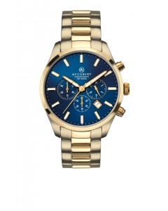 Accurist Gents Chronograph Watch 7164