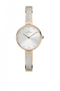 Accurist Ladies Crystal Dust Watch 8215