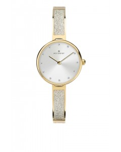 Accurist Ladies Crystal Dust Watch 8288