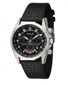 Accurist Gents Pro Timer Chronograph Watch MS640B