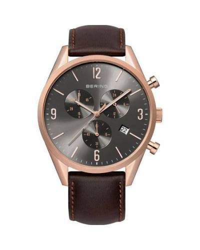 Bering Gents Chronograph Watch 10542-562