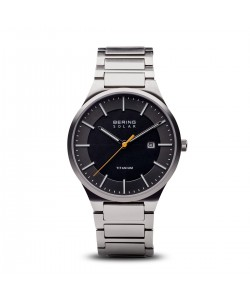 Bering Gents Solar Titanium Watch 15239-779