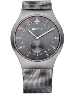 Bering Gents Radio Controlled Watch 51940-377