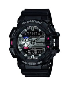 Casio Gents G-Shock G-Mix Watch GBA-400-1AER