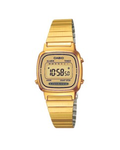 Casio Ladies Watch LA670WEGA-9EF