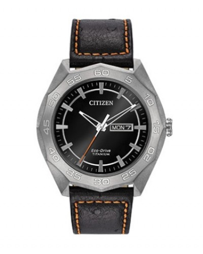 Citizen Gents Eco-Drive Super Titanium Watch AW0060-03E