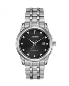 Citizen Gents Eco-Drive Diamond Watch BM7340-55E