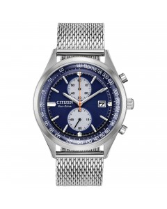 Citizen Gents Eco-Drive Sports Chronograph Watch CA7020-58L