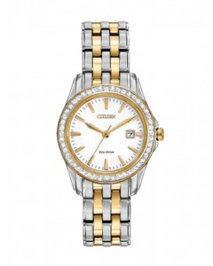 Citizen Ladies Eco-Drive Silhouette Watch EW1908-59A