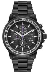 Citizen Marvel Black Panther Watch CA0297-52W