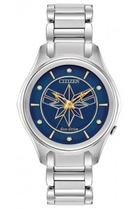 Citizen Marvel Captain Marvel Watch EM0596-58W