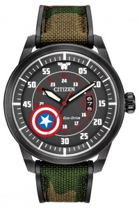Citizen Marvel Captain America Watch AW1367-05W