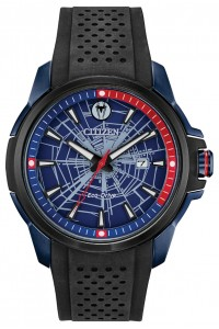 Citizen Marvel Spiderman Watch AW1156-01W