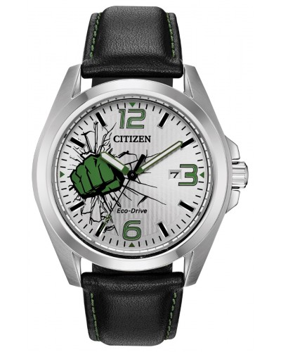 Citizen Marvel Hulk Watch AW1431-24W