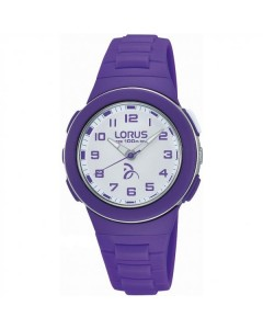 Lorus Novak Djokovic Foundation Purple Watch R2371KX9