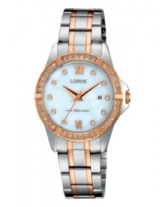 Lorus Ladies Just Sparkle Watch RJ224BX9