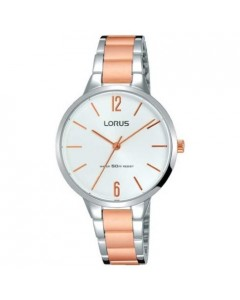 Lorus Ladies Two-Tone Watch RRS19WX9