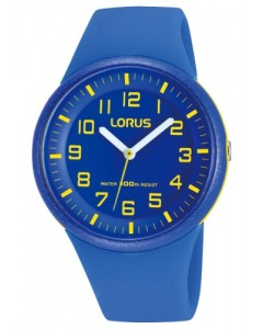 Lorus Children's Blue Sports Watch RRX51DX9