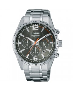 Lorus Gents Chronograph Watch RT301FX9