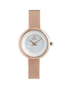 Obaku Ladies Stille Rose Watch V146LXVWMV