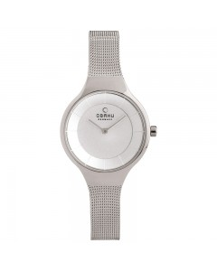 Obaku Ladies Ekko Steel Watch V166LXCIMC