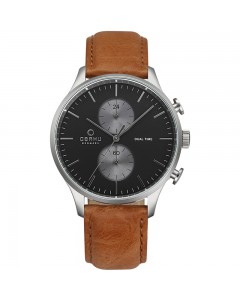 Obaku Gents Gran Camel Watch V196GUCURZ