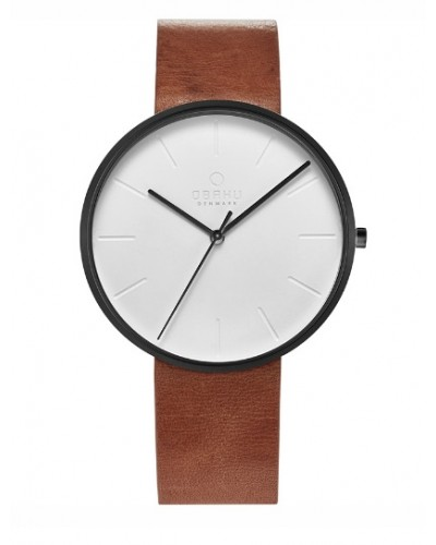 Obaku Gents Hassel Tawny Watch V219GXBIRZ
