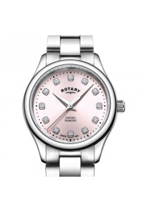 Rotary Ladies Oxford Diamond Watch LB05092/07/D