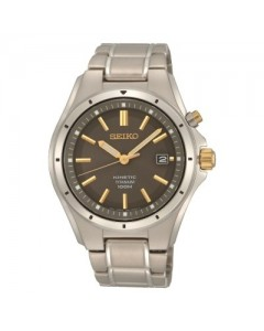Seiko Gents Kinetic Titanium Watch SKA765P1