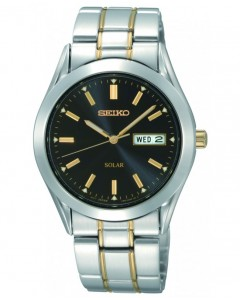 Seiko Gents Solar Watch SNE047P9