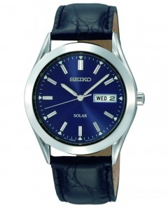 Seiko Gents Solar Watch SNE049P9