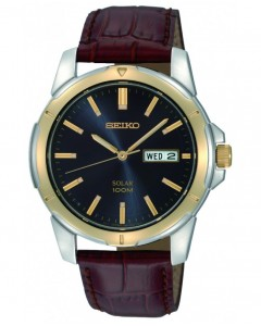 Seiko Gents Solar Watch SNE102P9