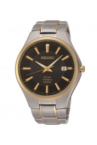 Seiko Gents Solar Watch SNE382P9