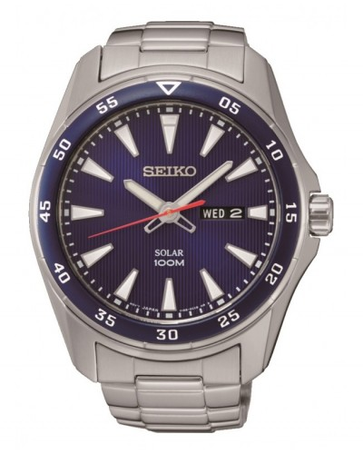 Seiko Gents Solar Watch SNE391P1