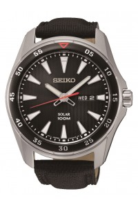 Seiko Gents Solar Watch SNE393P2