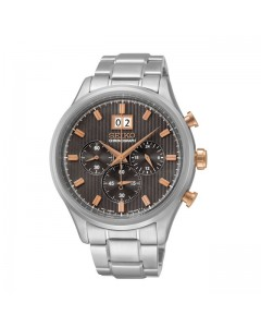 Seiko Gents Chronograph Watch SPC151P1